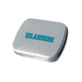 Silver Rectangular Peppermint Tin-Islanders