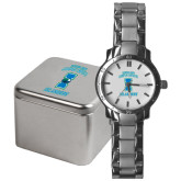 Mens Stainless Steel Fashion Watch-Texas A&M Corpus Christi Islanders