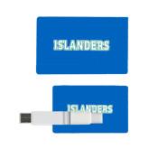 Card USB Drive 4GB-Islanders