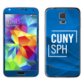 Galaxy S5 Skin-CUNY SPH Square