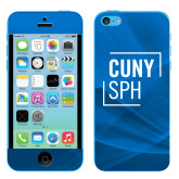 iPhone 5c Skin-CUNY SPH Square