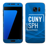 Samsung Galaxy S7 Skin-CUNY SPH Square
