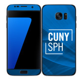Samsung Galaxy S7 Edge Skin-CUNY SPH Square