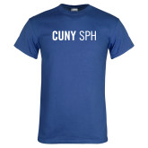 Royal T Shirt-CUNY SPH