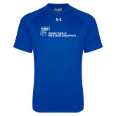 Under Armour Royal Tech Tee-Primary Mark