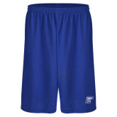 Russell Performance Royal 10 Inch Short w/Pockets-CUNY SPH Square