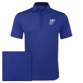 Columbia Royal Omni Wick Sunday Golf Polo-CUNY SPH Square