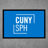 Full Color Indoor Floor Mat-CUNY SPH Square