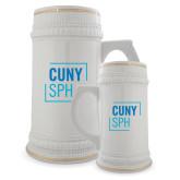 Full Color Decorative Ceramic Mug 22oz-CUNY SPH Square
