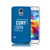 Galaxy S5 Phone Case-CUNY SPH Square