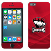 iPhone 5/5s Skin-Charlotte Checkers - Offical Logo
