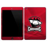 iPad Mini 3 Skin-Charlotte Checkers - Offical Logo