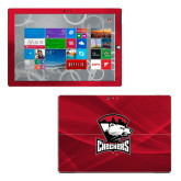 Surface Pro 3 Skin-Charlotte Checkers - Offical Logo