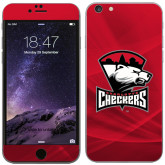 iPhone 6 Plus Skin-Charlotte Checkers - Offical Logo