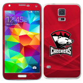 Galaxy S5 Skin-Charlotte Checkers - Offical Logo
