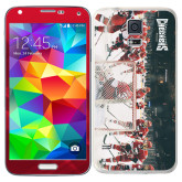 Galaxy S5 Skin-Surrounding the Goal