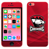 iPhone 5c Skin-Charlotte Checkers - Offical Logo