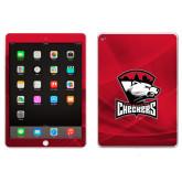 iPad Air 2 Skin-Charlotte Checkers - Offical Logo