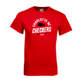 Red T Shirt-Charlotte NC Est 2010