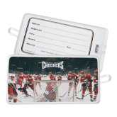 Luggage Tag-Surrounding the Goal