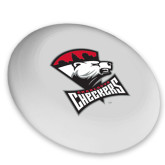 Ultimate White Sport Disc-Charlotte Checkers - Offical Logo