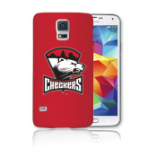Galaxy S5 Phone Case-Charlotte Checkers - Offical Logo