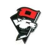 Checkers Alternate Logo Lapel Pin-