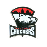 Checkers Primary Logo Lapel Pin-