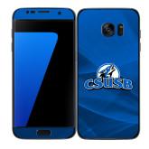 Samsung Galaxy S7 Edge Skin-Primary Logo