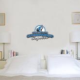 2 ft x 2 ft Fan WallSkinz-Secondary Logo