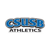 Large Decal-CSUSB Athletics, 12 inches wide