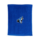 Royal Rally Towel-Coyote Head