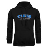 Black Fleece Hoodie-CSUSB Athletics