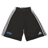Adidas Climalite Black Practice Short-CSUSB Athletics