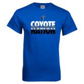 Royal T Shirt-Coyote Nation