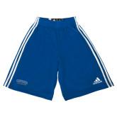 Adidas Climalite Royal Practice Short-CSUSB Athletics