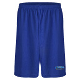 Russell Performance Royal 9 Inch Short w/Pockets-CSUSB Athletics