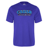 Syntrel Performance Royal Tee-CSUSB Athletics