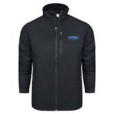 Columbia Ascender Softshell Black Jacket-CSUSB Athletics