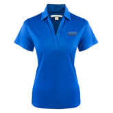 Ladies Royal Performance Fine Jacquard Polo-CSUSB Athletics
