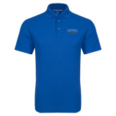 Royal Dry Zone Grid Polo-CSUSB Athletics