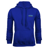 Royal Fleece Hoodie-CSUSB Athletics