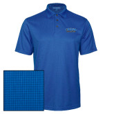 Royal Performance Fine Jacquard Polo-CSUSB Athletics