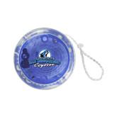 Light Up Blue Yo Yo-Secondary Logo