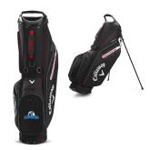 Callaway Hyper Lite 5 Black Stand Bag-Primary Logo