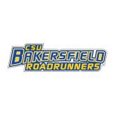 Medium Decal-CSU Bakersfield Roadrunners
