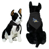 Black Pet Bandana-Primary Logo