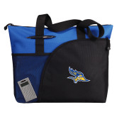 Excel Royal Sport Utility Tote-Primary Logo
