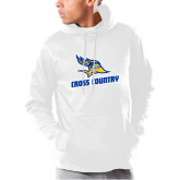 Under Armour White Armour Fleece Hoodie-Cross Country