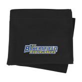 Black Sweatshirt Blanket-CSU Bakersfield Roadrunners